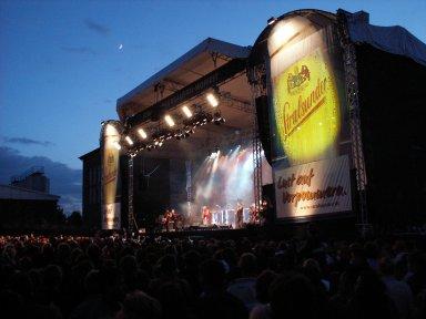 Bild 0004 Brauereihoffest 2005 Stralsund * Sonnabend