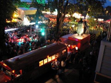 Bild 0019 Brauereihoffest 2005 Stralsund * Sonnabend