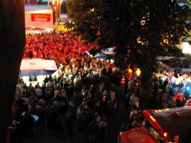 Bild 0021 Brauereihoffest 2005 Stralsund * Sonnabend