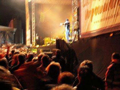 Bild 0066 Brauereihoffest 2005 Stralsund * Sonnabend