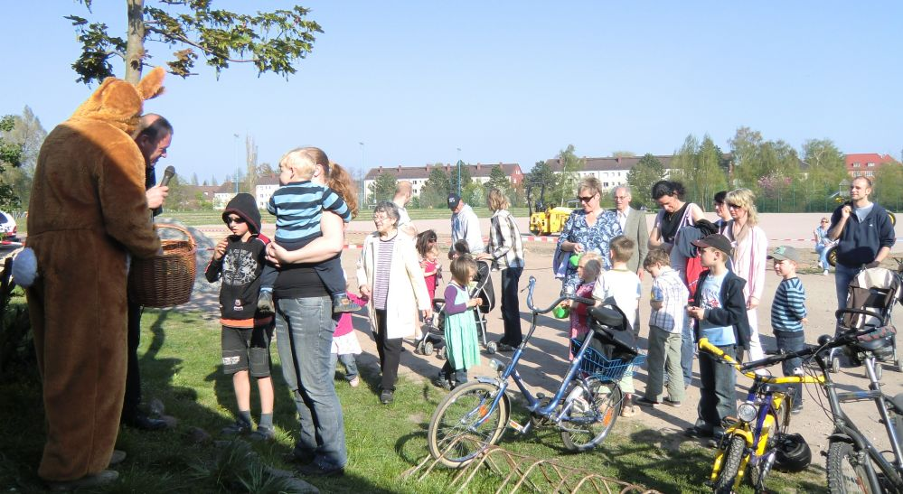 Ostern in Rostock und Umgebung 2011